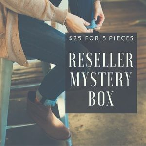 Other - $25 Curated Resellers Mystery Box